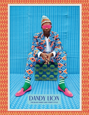 'Dandy Lion' rejects young black male stereotypes