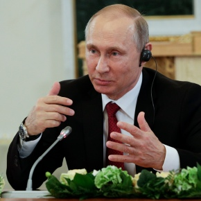 "Putin: Russia doesn't hack but ""patriotic"" individuals might"