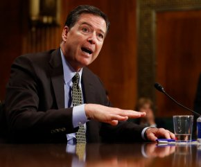 Senate to hear from Comey; Dems raise new Sessionsquestions