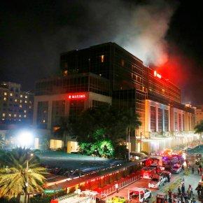 Gunman storms Philippine casino, police suspectrobbery