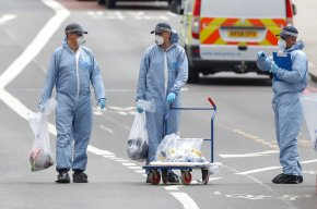 12 arrested in London's night of terror; IS claimsattack