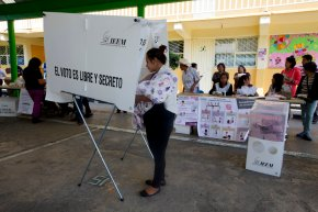 Voting ends in state election that tests Mexico rulingparty