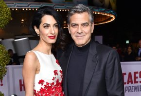 George and Amal Clooney welcome birth oftwins