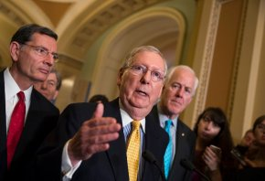 Senate Republicans claim progress on health care legislation