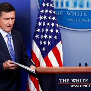 Flynn turns over documents to panel probing Russia, Trump