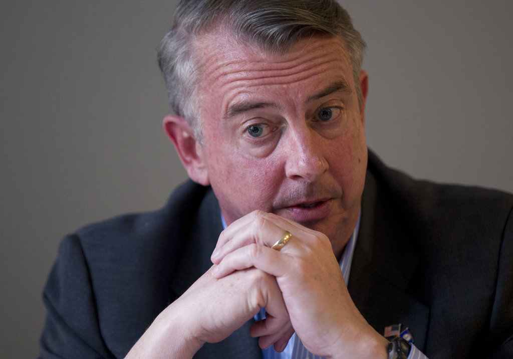 Gillespie ekes out win in surprisingly close GOP Virginia primary