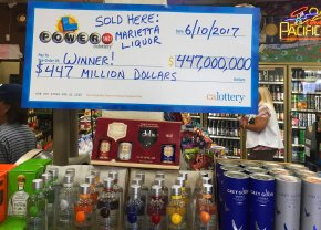 Still no one claims $447M Powerball prize in California
