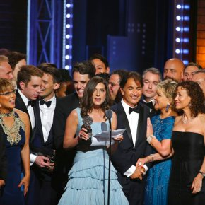 Photo Gallery: The stars come out at the Tony Awards