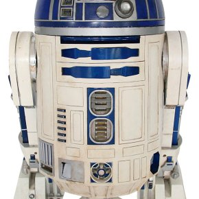 R2-D2, lightsaber: Force is strong in this Star Wars auction