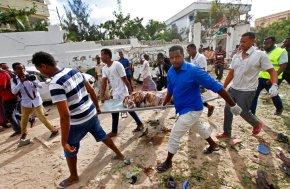 Somali survivors tell of restaurant siege by rebels; 31dead