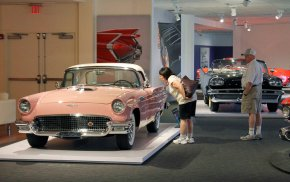Car lovers' Newport: 2 museums highlight design on wheels