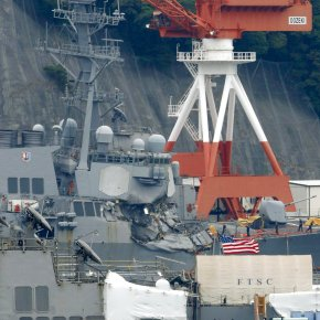 Mother: Son tried to save Navy shipmates after collision