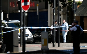 The Latest: London mosque attack 'clearly' aimed atMuslims