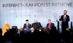 Religious, indigenous leaders demand rainforests be saved
