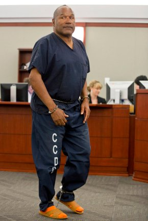 How and where OJ Simpson's parole hearing will take place