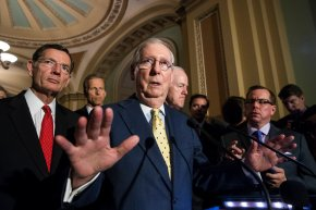 Senate GOP releases bill to cut Medicaid, alter 'Obamacare'