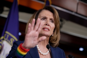 Another leadership test for Pelosi, who's weatheredmany