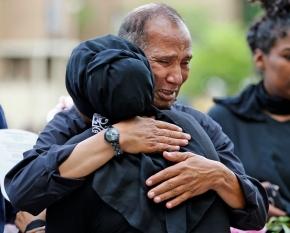 Funeral, vigil reveal depth of sorrow at Muslim girl'sdeath