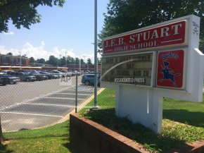 Public schools grappling with Confederate names, images