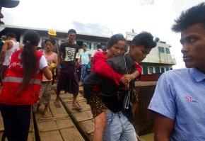 Myanmar Buddhists seek tougher action againstRohingya