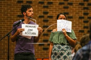 Charlottesville residents vent at 'recovery' townhall