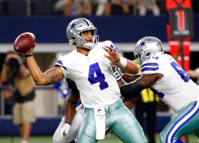 NFL 2017: Cowboys and Giants lead tough NFCEast