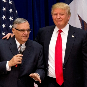 Facts undercut claim that Arpaio case was driven by politics
