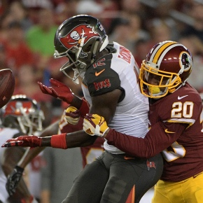 Redskins beat Buccaneers 13-10 to finish preseason
