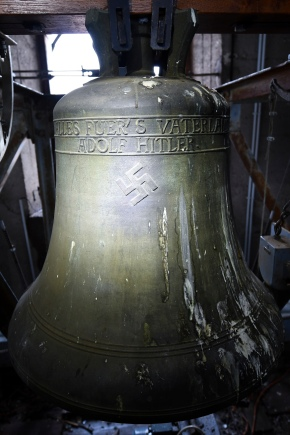 German mayor resigns after dispute over 'Hitler bell'