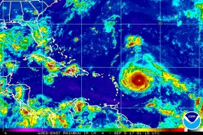 Irma strengthens into Category 5 hurricane, nears Caribbean