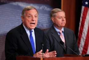 The Latest: Graham sees chance for Hill deal on 'Dream Act