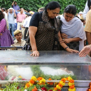 Indian journalist's killing provokes outrage, anguish