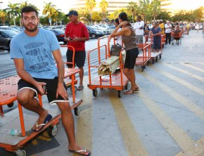 Even intrepid Keys residents ready to evacuate ahead of Irma