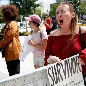DeVos planning to scrap Obama rules on campus sexualassault