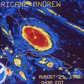 Andrew was a monster; Irma could blow it out of the water