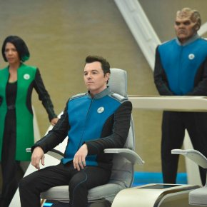 Seth MacFarlane takes off on his space odyssey 'TheOrville'