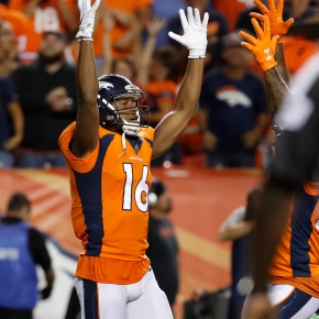 Broncos block late FG, top Chargers 24-21 in Joseph's debut