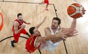 Slovenia beats Serbia 93-85 to win Eurobaskettitle