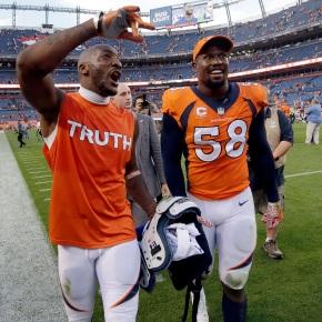 Siemian, Broncos crush Elliott, Cowboys42-17