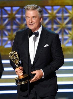 President Trump omnipresent over Emmy Awardsceremony