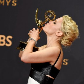 White House aide unamused by political Emmy Awards