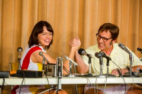 Review: 'Battle of the Sexes' serves up a too-timelystory
