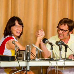 Review: 'Battle of the Sexes' serves up a too-timely story