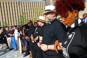 St. Louis faith leaders urge peace, justice amidturmoil