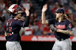 Indians roll on, beat Angels 6-3 for 25th win in 26games