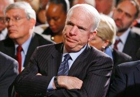 McCain's moment: Ailing senator plays spoiler again forGOP