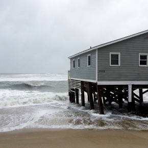 North Carolina latest to suffer in 2017 hurricane season