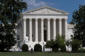 Supreme Court, new term near, to hear challenge to unions