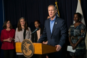Illinois governor agrees to allow Medicaid forabortions
