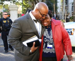 Charleston pastor worries race relations areworsening